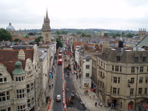 In Oxford, England, people are 16 times more likely to get a particular kind of hip replacement than residents of London.