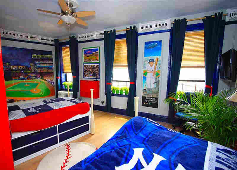 Jesus' room, after