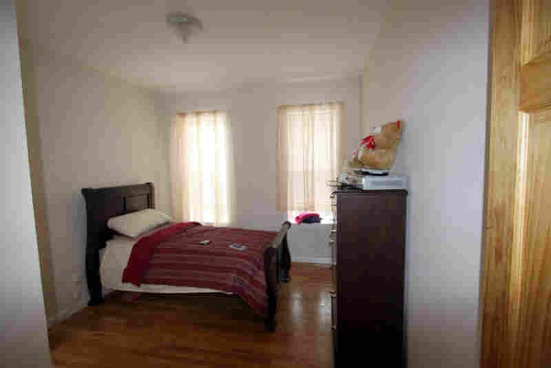 Lashauna's room, before