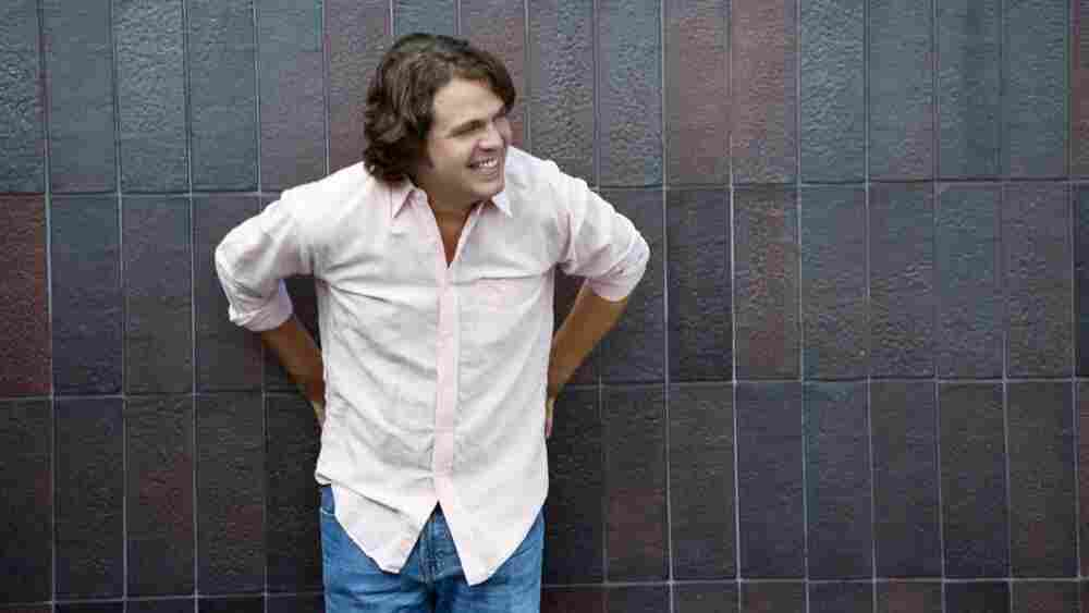 Ross Flournoy, the man behind Apex Manor, was inspired by NPR Music's online songwriting contest.