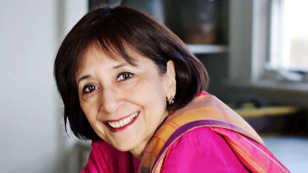The Long View: Madhur Jaffrey's Indian Kitchen : NPR