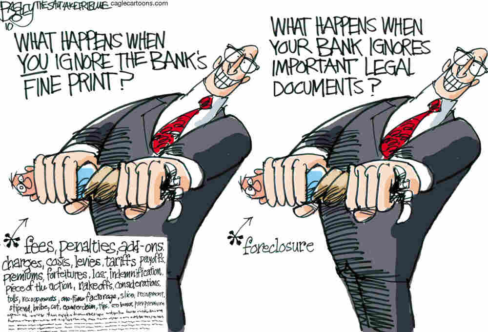 Bank Squeeze
