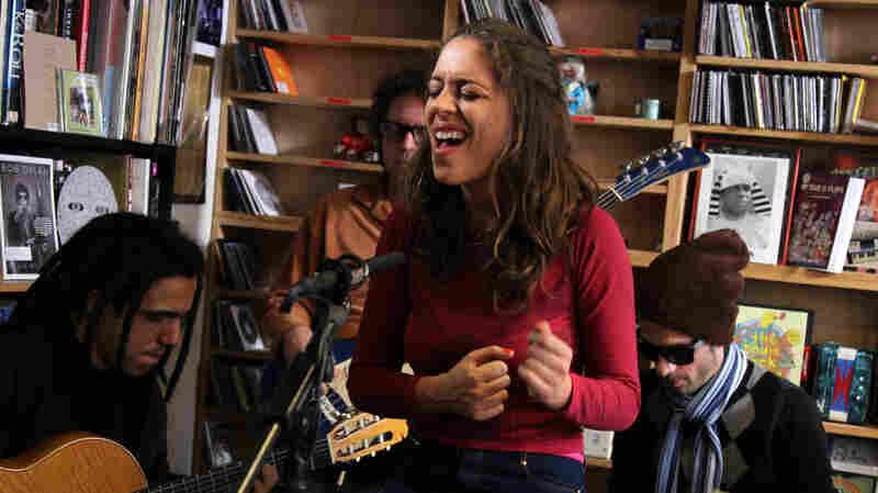 Luisa Maita: Tiny Desk Concert