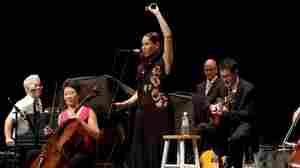 Pink Martini performed on Mountain Stage back in 2005.