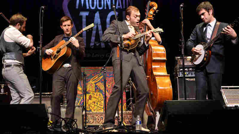 Chris Thile and his band Punch Brothers perform on Mountain Stage.