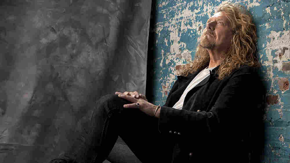 Former Led Zeppelin singer Robert Plant performed on World Cafe.