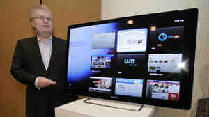 Sony was out in front of the electronics industry with the adoption of Google TV. CEO Howard Stringer highlights their efforts at a Google conference back in May.