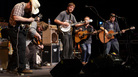 Duluth string band Trampled By Turtles perform on Mountain Stage.