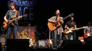 Folk stars The Weepies perform on Mountain Stage.