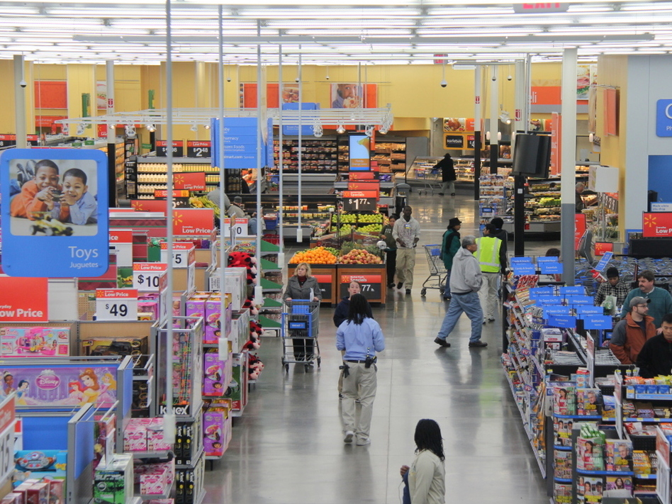 Big-Box Retailers Move To Smaller Stores In Cities | WBUR News
