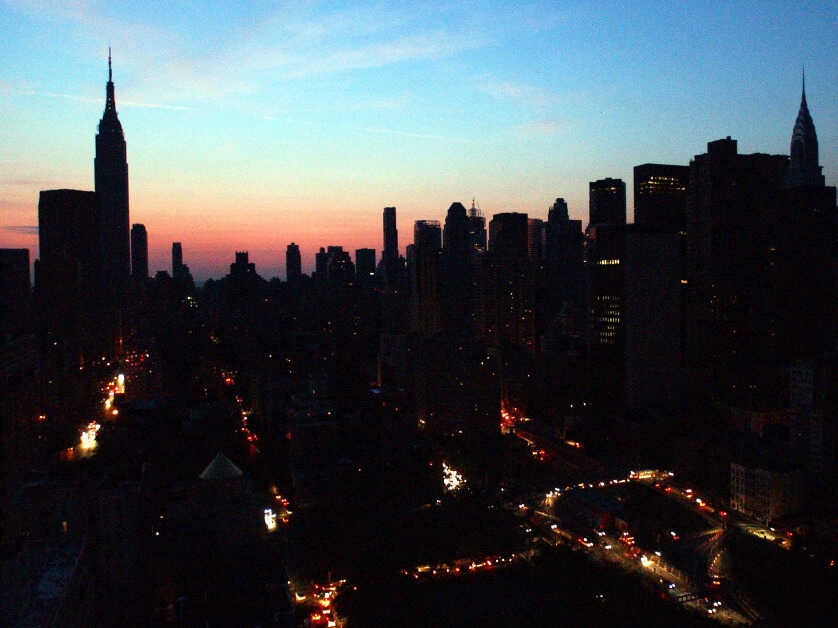 New York Blackout, 2003