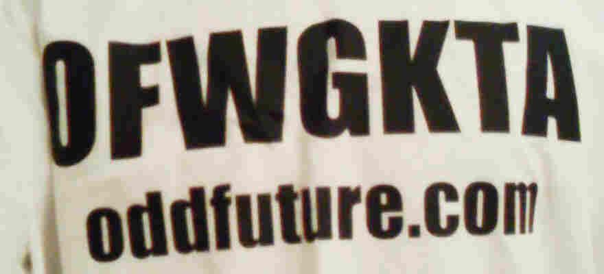 Odd Future t-shirt
