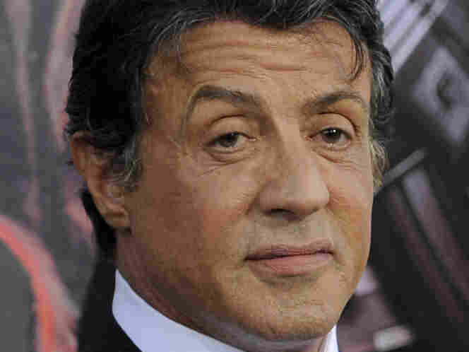 """Sylvester Stallone at the premiere of""""The Expendables"""" in Los Angeles in August. Stallone was selected for induction into the International Boxing Hall of Fame and Museum earlier this month."""