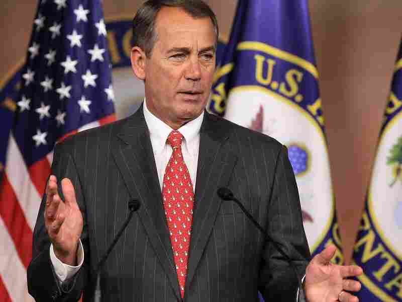 House Speaker-designate Rep. John Boehner (R-OH) speaks on Capitol Hill. Boehner was one of 144 members of Congress to vote against the Food Safety Modernization Act.