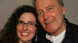 Jennifer Michaels recently interviewed her dad, Don, at StoryCorps in Bellefonte, Pa.