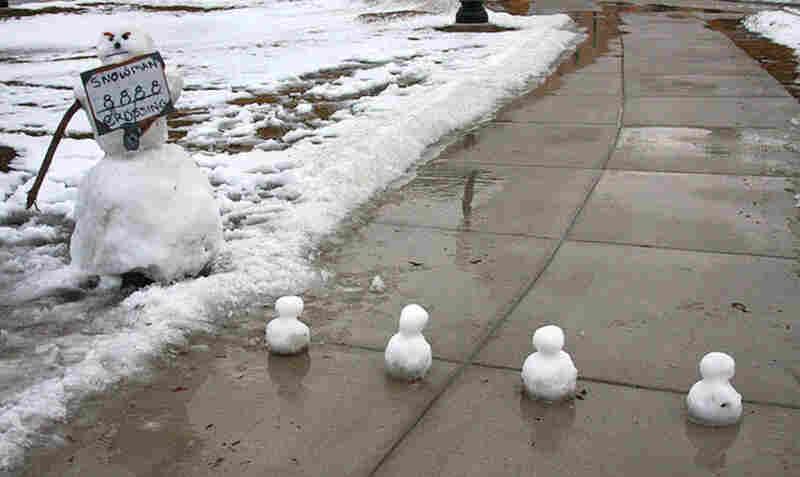 Snowmen Xing.