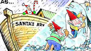 Double Take 'Toons: Merry Christmas Eve
