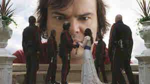 Jack Black stars in Gulliver's Travels.