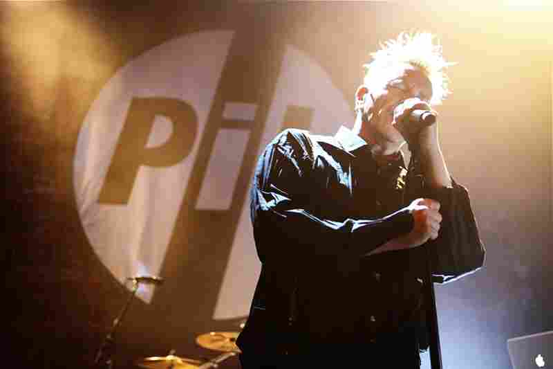 Public Image Ltd. at the 9:30 Club in DC:  Okay, who doesn't want to see and photograph Johnny Rotten (aka John Lydon)?  I have to admit I was expecting him to do something crazy to the photographers in the photo pit.  Though nothing happened, it's always exciting seeing a rock icon.