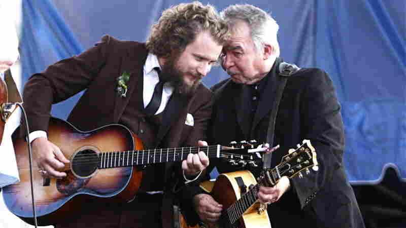 Jim James and John Prine