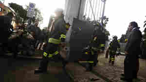 Police Pursue 'Anarchists' In Rome Embassy Blasts
