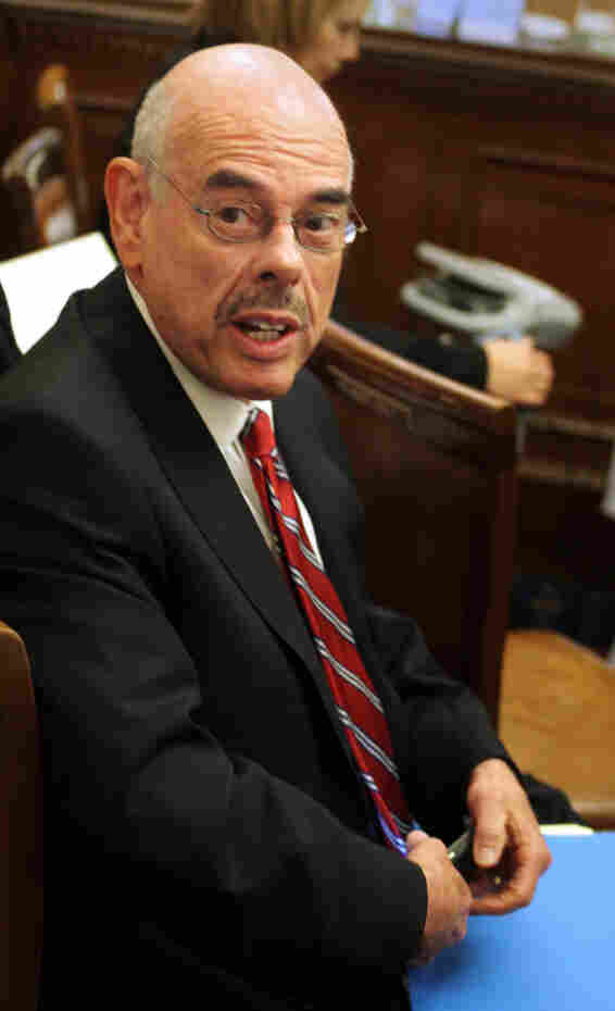 California Democrat Henry Waxman says it's better to be in the majority, of course -- but he's prepared to work with the incoming House Republican leadership.
