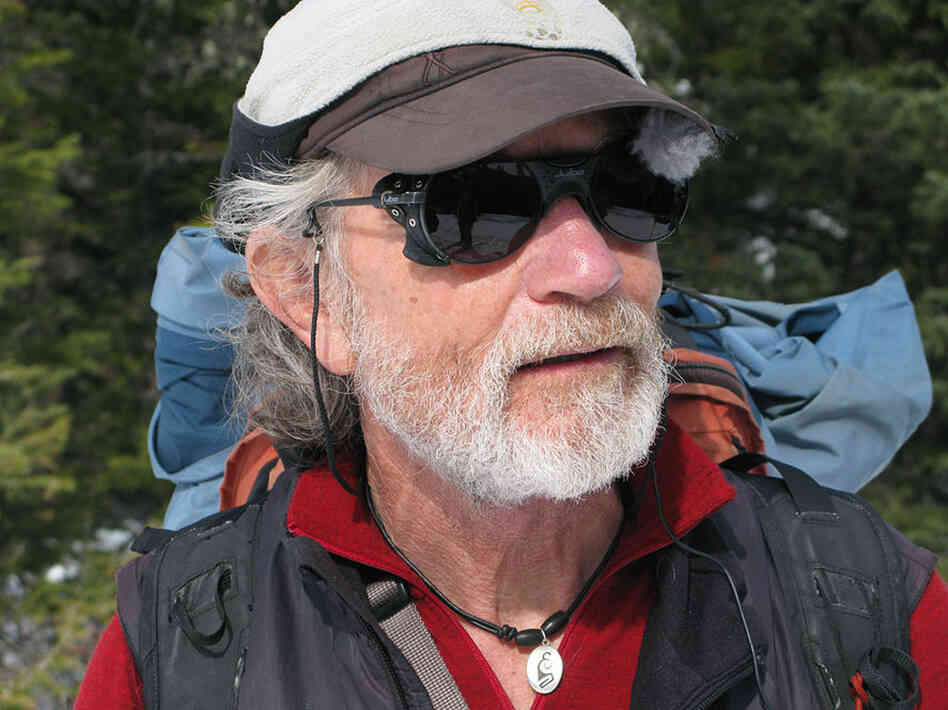 Entomologist Jesse Logan predicted back in 1999 that climate change would lead to mountain pine beetle problems for Yellowstone's whitebark pines. But he never imagined that the trees would die so quickly.  More than a third of the mature trees have been killed in just the past few years.