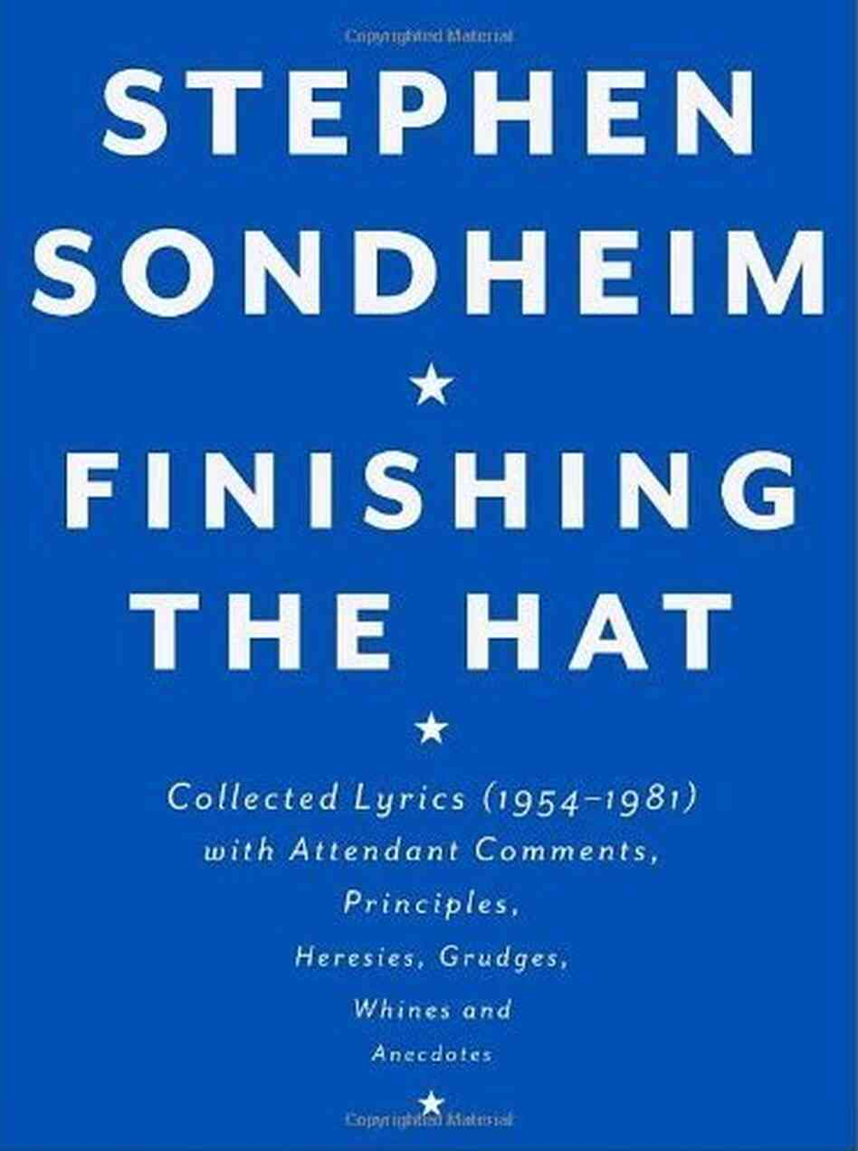 The cover of Finishing the Hat