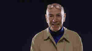 Bud Greenspan poses for a portrait during the USOC Olympic Media Summit on Oct. 10, 2005 at the Antlers Hilton hotel in Colorado Springs, Colo. Greenspan, 84, died on Christmas Day of complications from Parkinson's disease.
