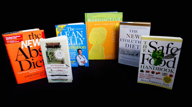 Our holiday health reading.