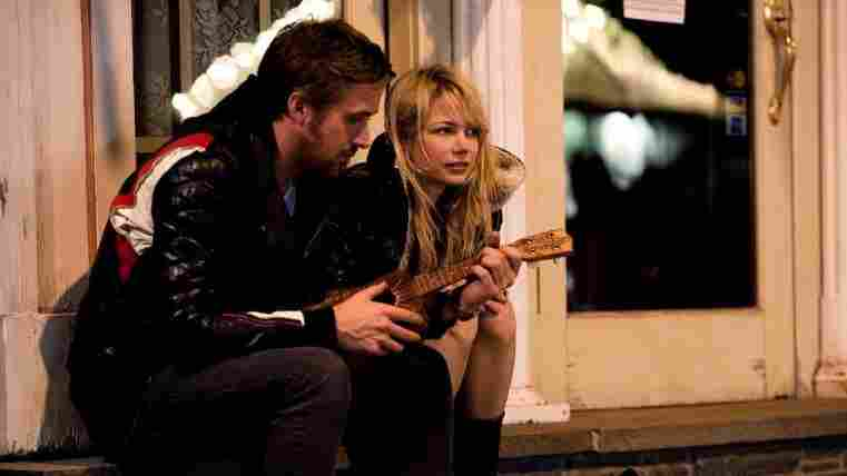 Ryan Gosling as Dean and Michelle Williams as Cindy in Derek Cianfrance's 'Blue Valentine.'