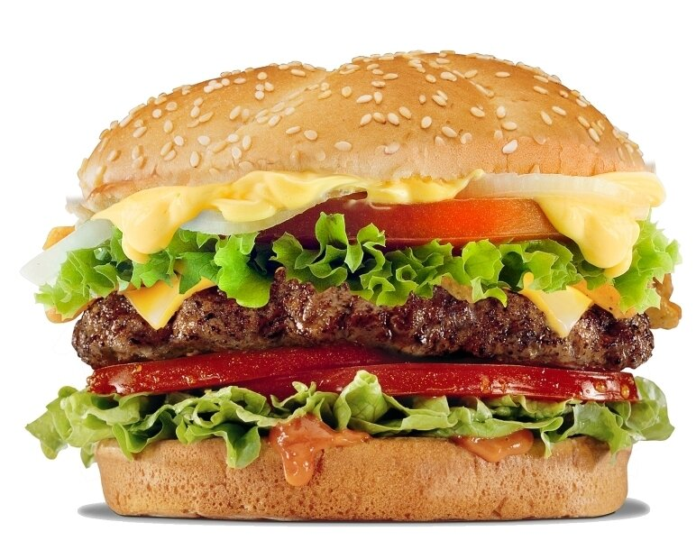 Oh That Hamburger Is 900 Calories Yes Please Npr