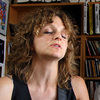 Abigail Washburn performing a Tiny Desk Concert at the NPR Music offices on Sept. 22, 2010.