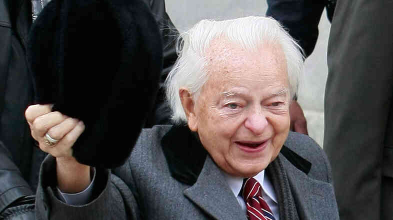 Sen. Robert Byrd (D-WV) was first elected to the Senate in 1959 and was the longest