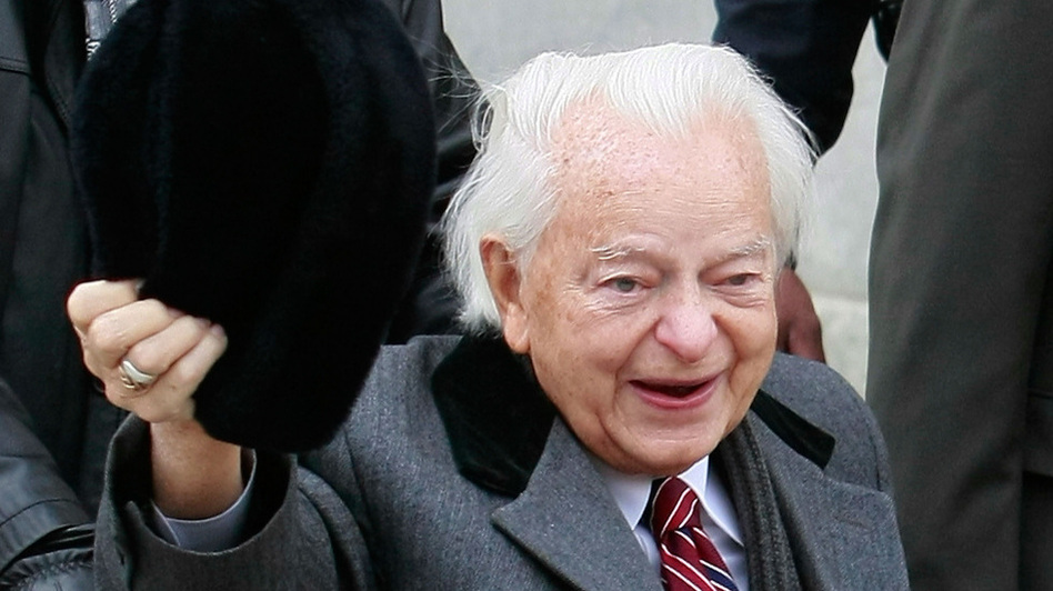 Sen. Robert Byrd (D-WV) was first elected to the Senate in 1959 and was the longest serving member in the Senate's history. (Getty Images)
