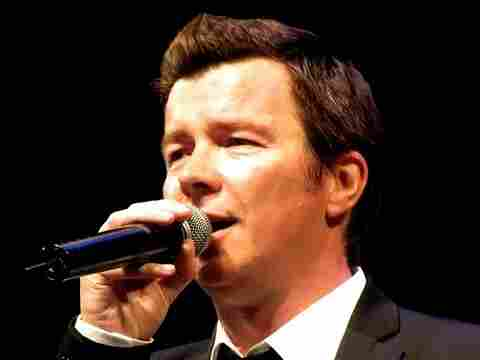 """Rick Astley never really gave up anything, until   he was offered the chance to cover Roy Orbison's famous song """"Pretty   Woman"""" for the movie of the same name."""