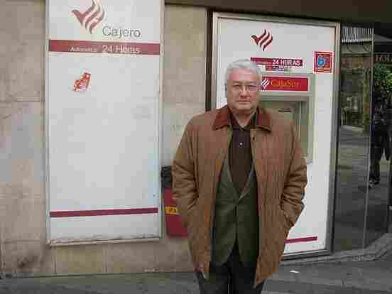 Juan Ojeda is a local politician who worked at CajaSur bank for many years.
