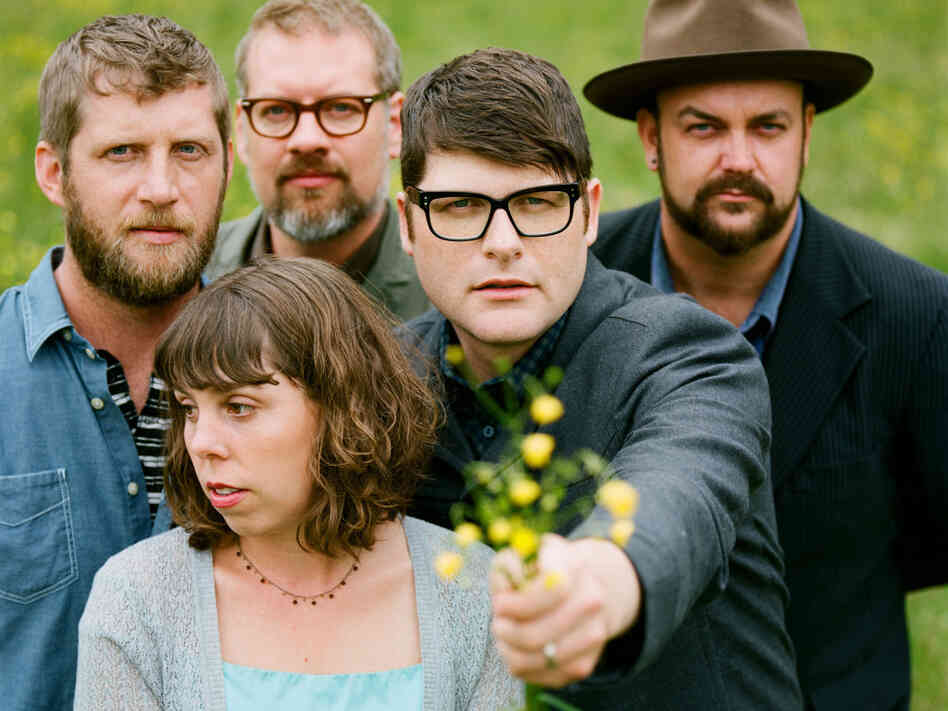 The Decemberists' new album, The King is Dead, comes out Jan. 18.