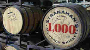 Stranahan's 1000th barrel of whiskey awaits bottling. After six years, the company's entire output barely equals a day's production at one of the big whiskey makers.