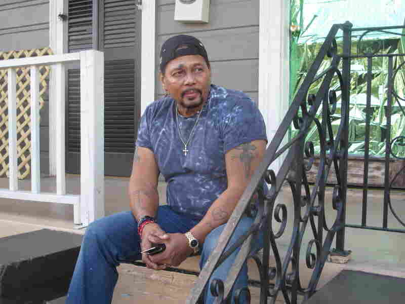 Aaron Neville revisits the house where he spent his teen years in uptown New Orleans.