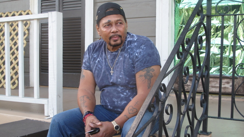 Aaron Neville  revisits the house where he spent his teen years in uptown New Orleans. (NPR)