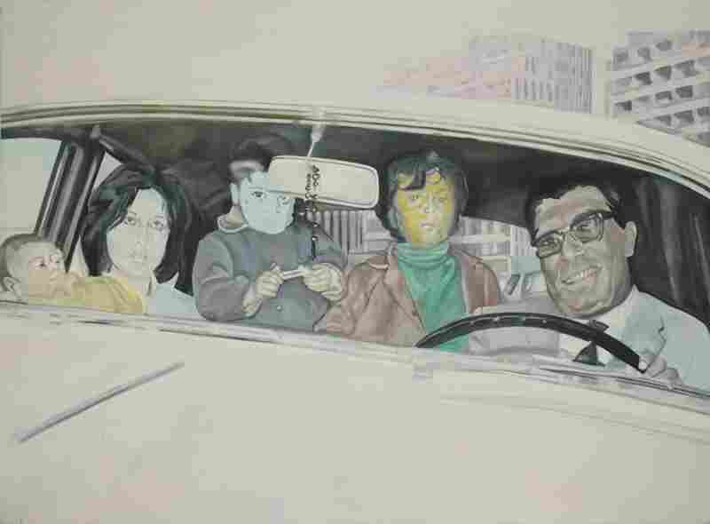 Jeffar Khaldi, from Fade Away, 2010