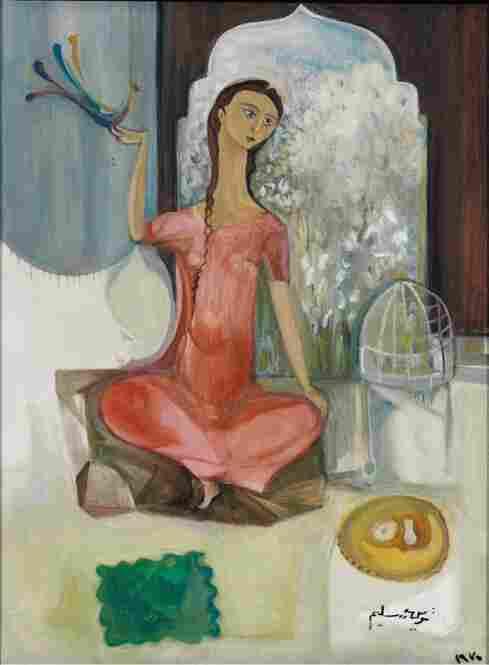 Neziha Salim, Tea, 1975