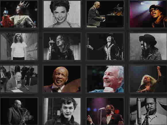 Explore NPR Music's interactive memorial to the musicians, songwriters and producers who died in 2010.