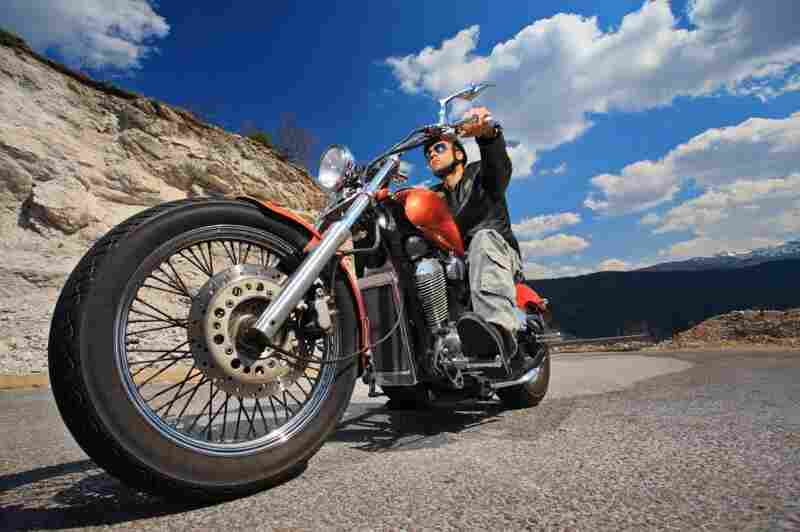 The number of people killed on American roads has fallen by more than 20 percent in recent years, according to a new study. But motorcycle deaths are up. That may be because older drivers are buying motorcycles.