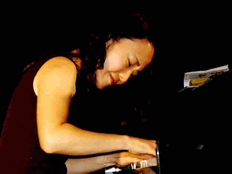 "Pianist Helen Sung is one of the many performers at the ""Generations in Jazz"" concert at Dizzy's Club Coca-Cola."