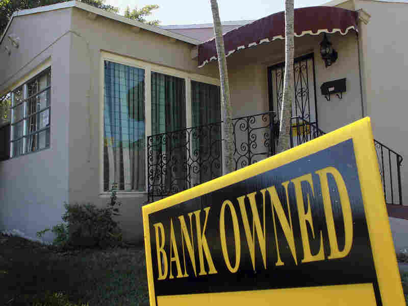 A bank-owned home in Miami, Fla., where foreclosure sales made up 39.7 percent in the most recent quarter, according to RealtyTrac. Analysts expect more foreclosures in early 2011.