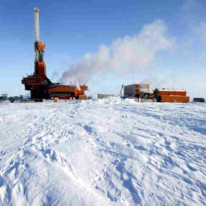 Battle Heats Up Over Alaskan Petroleum Reserve