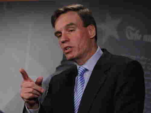 "Sen. Mark Warner (D-VA) compares the deficit to a ticking time bomb. ""It's not a question of if we're going to address this issue. It's a question of when,"" he says."