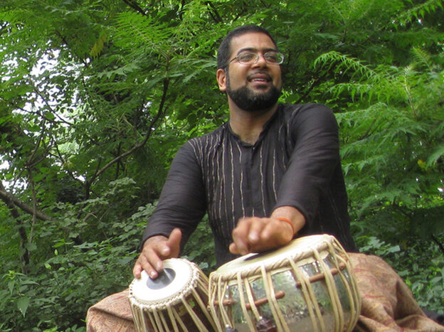 Sameer Gupta sews together sounds from all over the world with Namaskar.